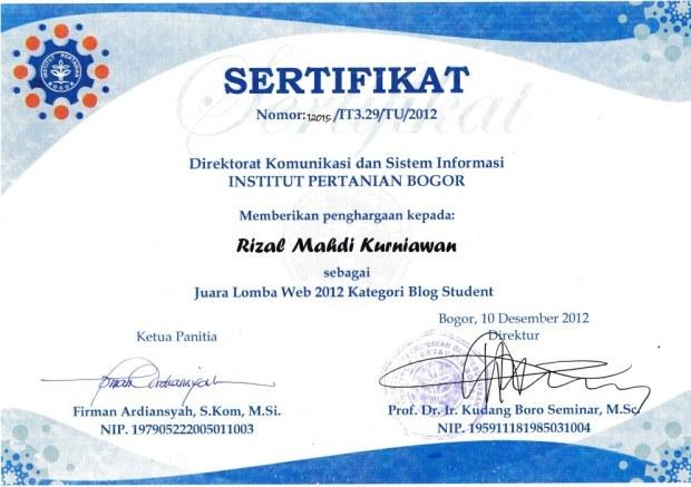 Lomba WEB